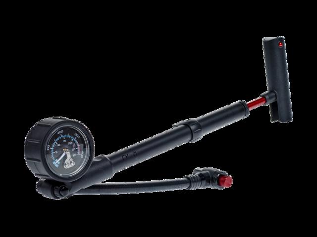 RFR suspension pump black´n´glossy black´n´red